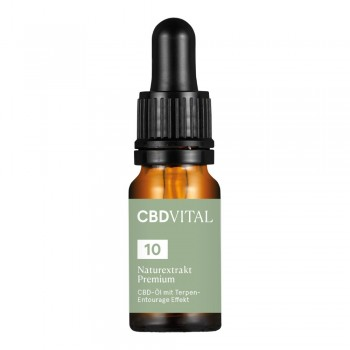 CBD ULJE 10 % 10 ML