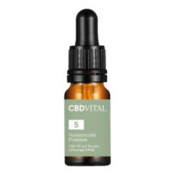 CBD ULJE 5 % 30 ML
