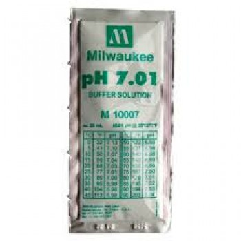 Milwaukee Kalibrierlösung pH 7.01