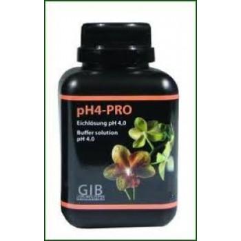GIB Industries Buffer Solution pH4-PRO