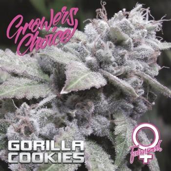 Gorilla cookies fem 5 kom. G.C.