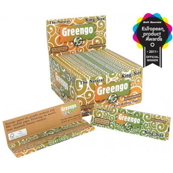 Greengo King Size rolling paper