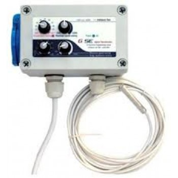 GSE Fancontroller Hysterese