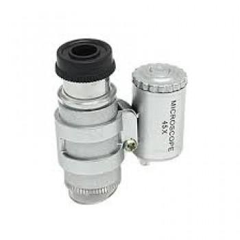 LED Mikroskop Scope Mini 45x