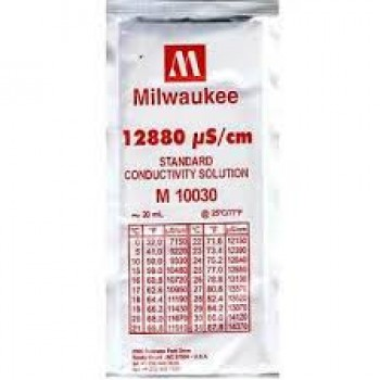 Milwaukee Kalibrierlösung EC 12880 µS/cm