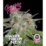 Sweet tooth x NLX feminized auto 5 kom. G.C.